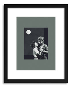 Art print You Don't Look The Same As When I Was Dreaming by artist Maarten Leon