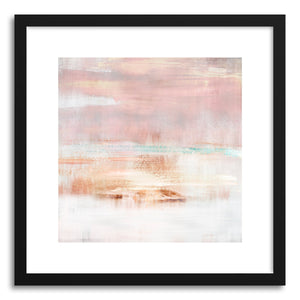 hide - Art print Chilla Well by artist Mixgallery in white frame