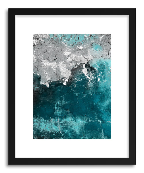 Art print Gesso Tuequesa I by Mixgallery