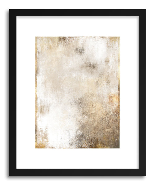 Art print Gold Mirror I by Mixgallery