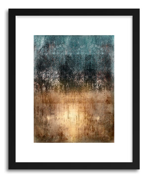 Art print Golden Valley by Mixgallery