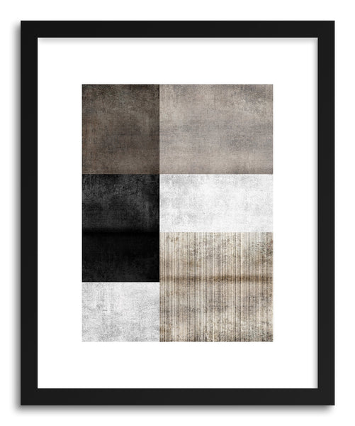 Art print Campo Di Marrone by Mixgallery