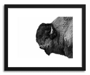 Art print Brutus by artist By The Horns