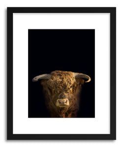 Art print Fergus by artist By The Horns