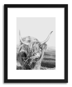 Art print Fiona by artist By The Horns