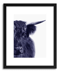 Art print Heather by artist By The Horns