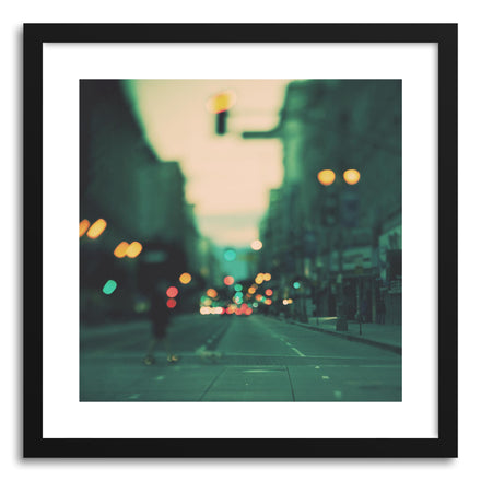 Fine art print Downtown Los Angeles by artist Myan Soffia