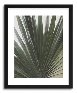 hide - Art print Fronds No.2 by artist Myan Soffia on fine art paper