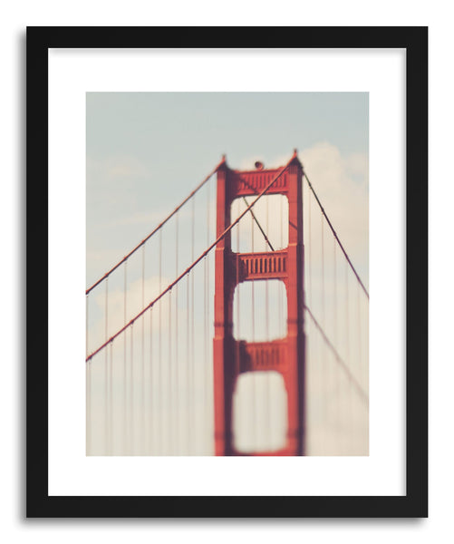 Fine art print Golden Gate by artist Myan Soffia