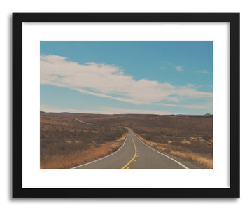 Fine art print Open Road by artist Myan Soffia