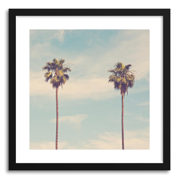 Fine art print Palm Trees by artist Myan Soffia