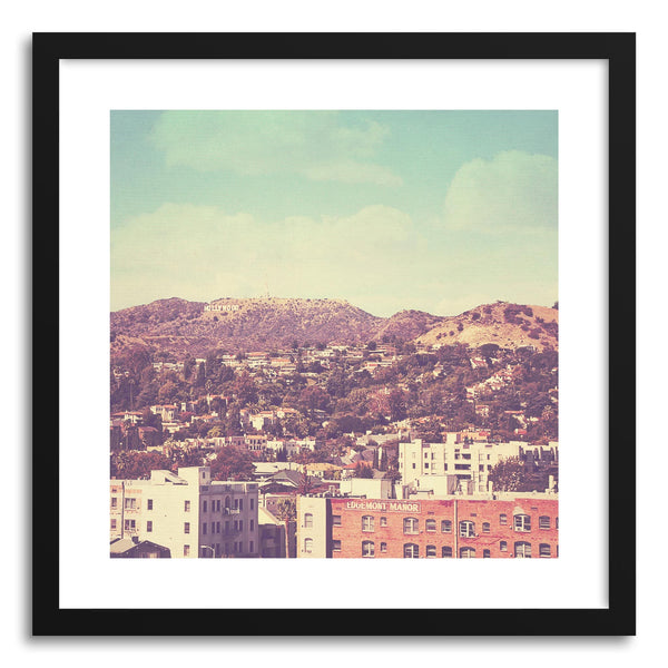 Fine art print The Hills by artist Myan Soffia
