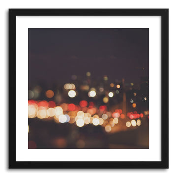 Fine art print Winter Nights by artist Myan Soffia