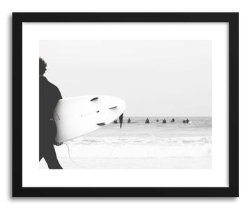 Fine art print Catch A Wave II by artist Ingrid Beddoes