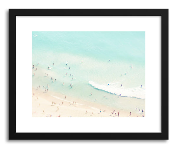 Fine art print Beach Love by artist Ingrid Beddoes