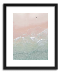 Fine art print Ocean Walk by artist Ingrid Beddoes