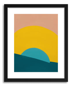 Fine art print Pleased As Punch by artist Amy Bramante