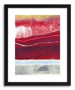 Fine art print Lava Flow by artist Kelley Albert
