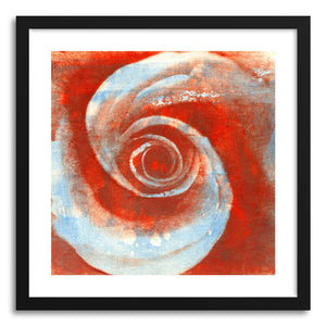 Fine art print Rustic Rose by artist ARTIST NAME