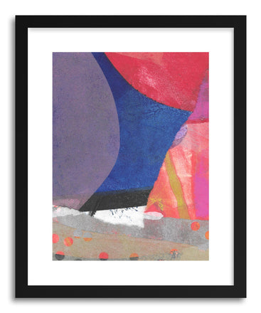 Fine art print Barging by artist Kelley Albert