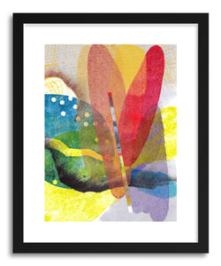 Fine art print Butterfly by artist Kelley Albert