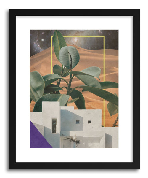 Fine art print X-Botanica by artist The Casual Coffee Mug