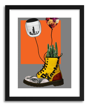 Fine art print Martens by artist The Casual Coffee Mug