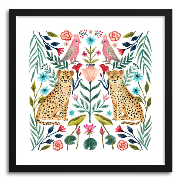 Fine art print Safari by artist Ploypisut
