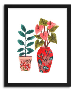 hide - Art print Planter by artist Ploypisut on fine art paper