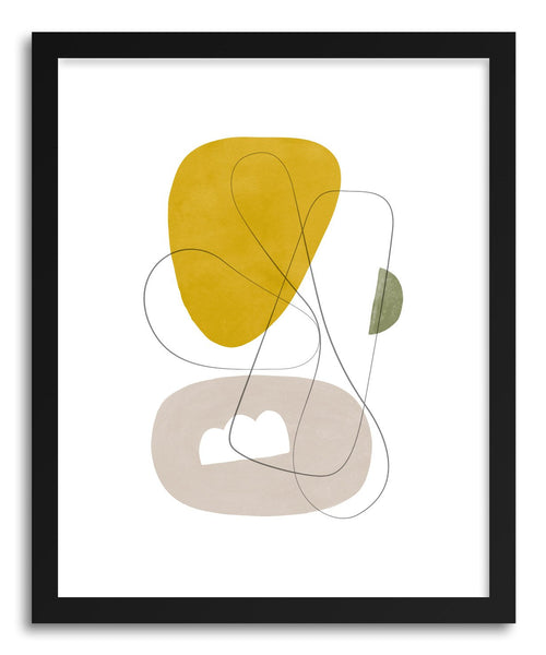 Fine art print Abstraction X by artist Nouveau Prints