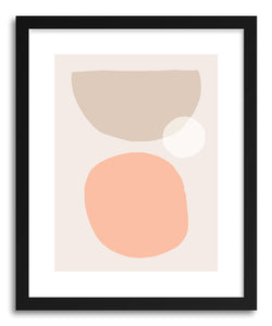 Fine art print Abstraction I by artist Nouveau Prints