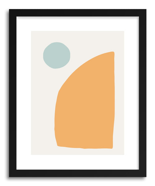 Fine art print Abstraction III by artist Nouveau Prints