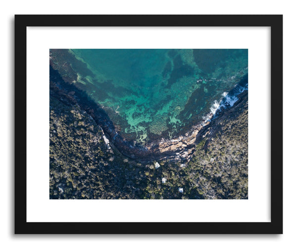 Fine art print Harbour Cove by artist Wes Lewis