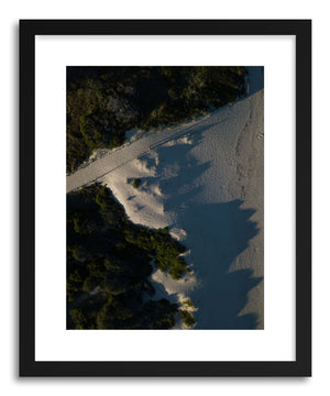 Fine art print Dune Shadow by artist Wes Lewis
