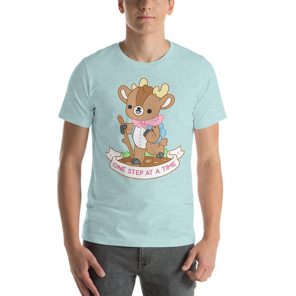 One Step At A Time Deer TShirt