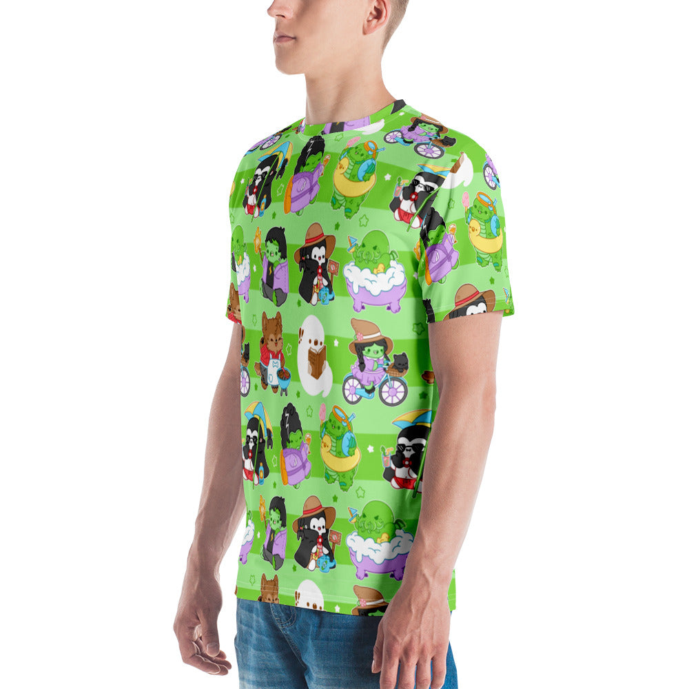 Vacation Monsters All-Over TShirt
