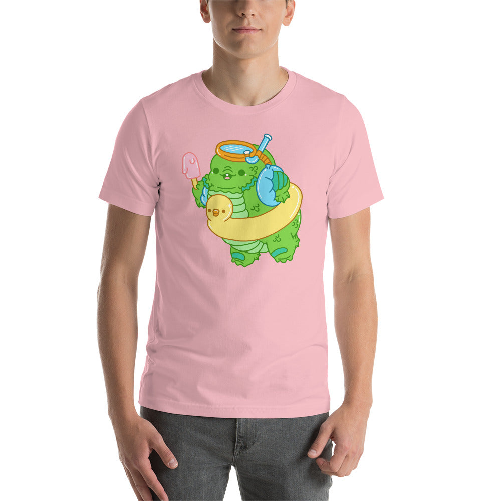 Creature Goes to the Lagoon TShirt