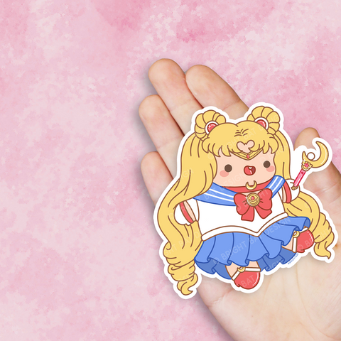 Sailor Moon Usagi Vinyl Sticker