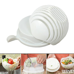 The Easy Salad / Fruit Slicer
