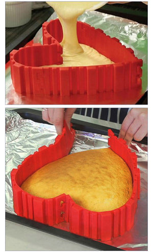 The DIY Cake Mold Set