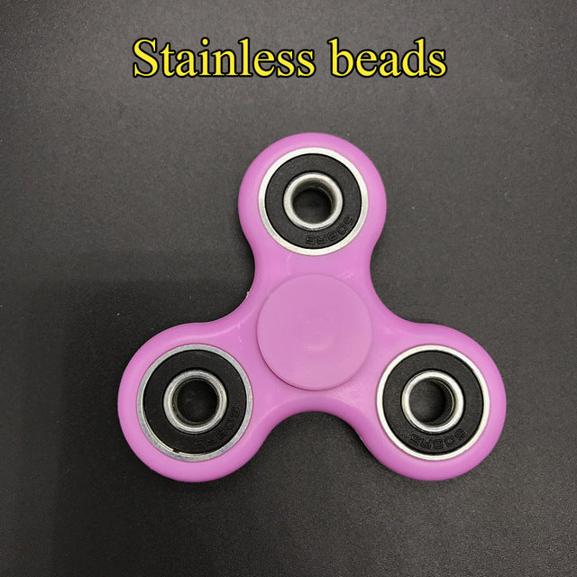 The Stainless Steel Bearing Fidget Spinner