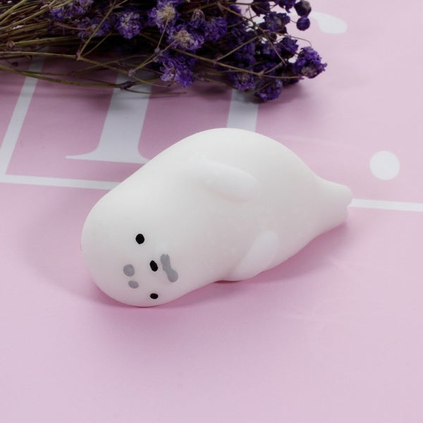 The Kawaii Squishy Mini-Animals Toy