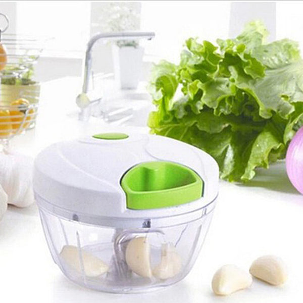 The Easy Spiral Vegetable / Fruit Slicer Dicer