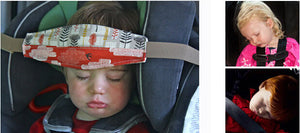 Car Seat Head Support for Kids