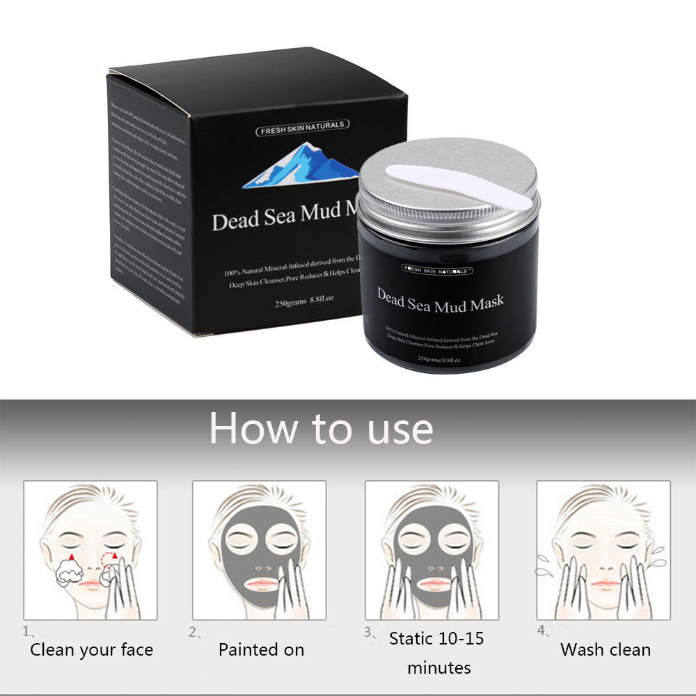 The Naturals Dead Sea Mud Mask