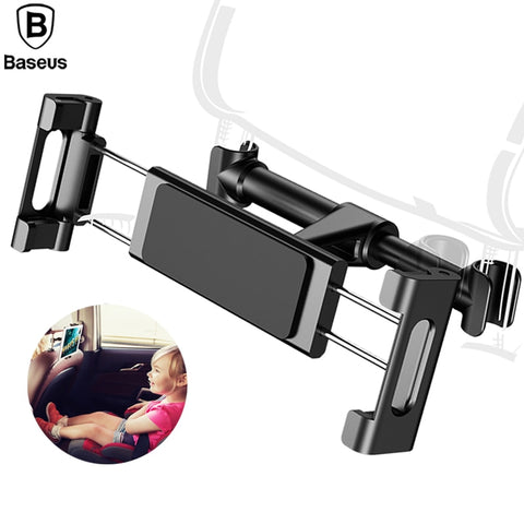 The Backseat Mount Car's iPhone & Tablet Holder