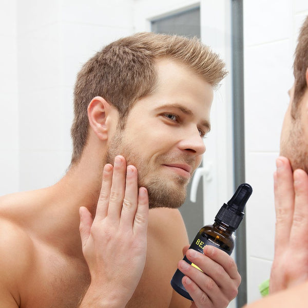 OALEN® Beard & Mustache Oil For Men