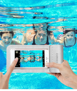 The Waterproof Phone Case Cover