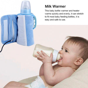 USB Insulated Baby Milk Warmer Bag