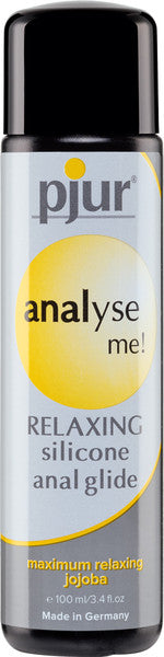Pjur Analyse Me! Relaxing Silicone Anal Glide (100ml)